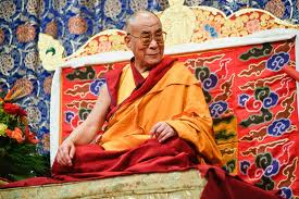 Why, I can just feel the Dali Lama's pontificating holiness from way over here.... can't you?